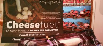 Cheese fuet | Xarcuteria Sole